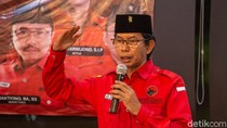Senior PDIP Surabaya Membelot ke Paslon Lain, Ketua: Harusnya Taat Partai