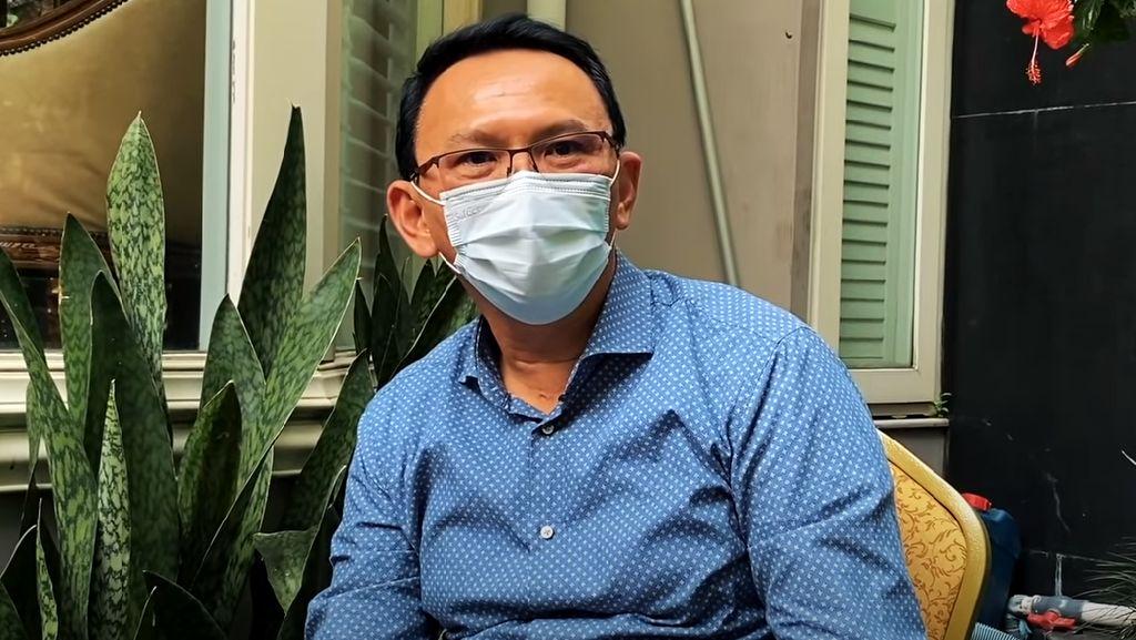 Dipimpin Pahala, Ahok cs Kirim Doa buat Mantan Menteri BUMN Sugiharto