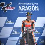 MotoGP Teruel: Alex Marquez Lambat Panas, Bisa Hat-trick Podium?