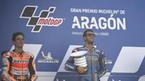 Hegemoni Pembalap Spanyol di MotoGP Aragon