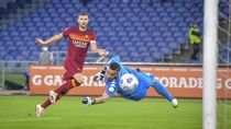 Hasil Liga Italia: Roma Hajar Benevento 5-2