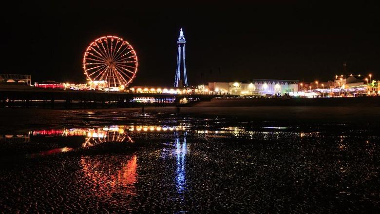 Blackpool, Lancashire