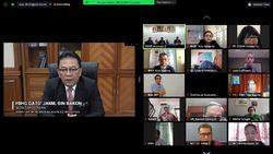 BNSP Ikuti Regional Workshop Sharing Evaluasi ASEAN Guiding Principle