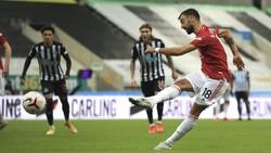 Rekor Penaltinya Terhenti, Bruno Fernandes Bilang Begini