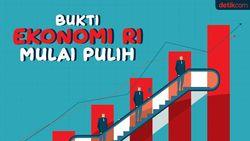 Bukti Ekonomi RI Mulai Pulih