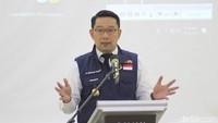 Ridwan Kamil Minta PNS Jabar Tunda Nabung, Kenapa?