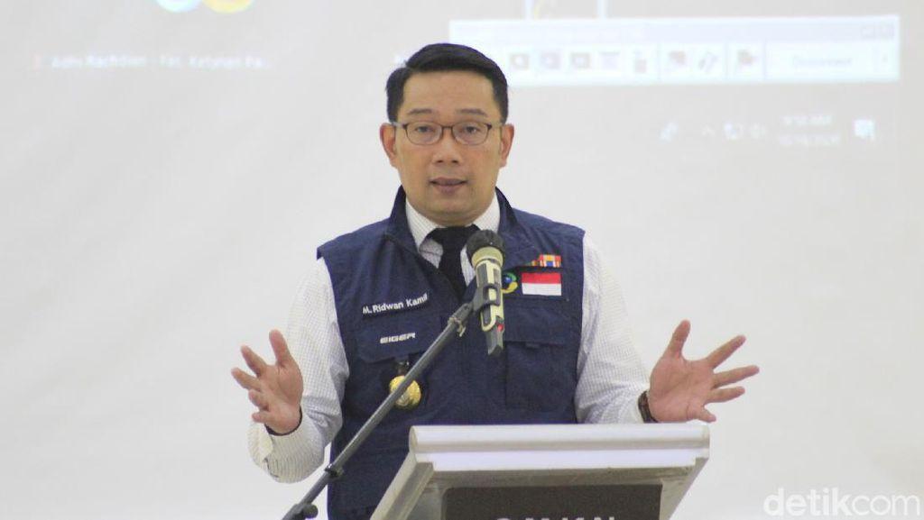 Ridwan Kamil Beberkan Ada Investor Cabut dari Jabar, Eh Balik Lagi