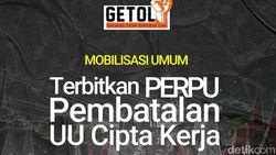 Massa Demo Omnibus Law Besok Diminta Pakai Seragam Agar Tak Disusupi