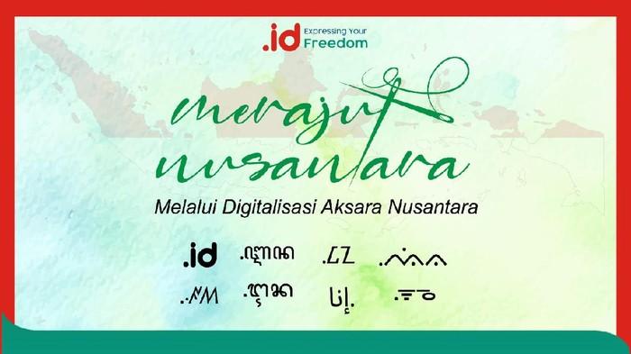Digitalisasi Aksara Nusantara