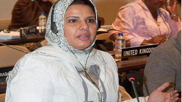 Dr Hanan Al-Ahmadi (Dok. Inter-Parliamentary Union)
