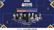 Belajar Kreatif, Hobi Jadi Duit di dYouthizen Virtual Class