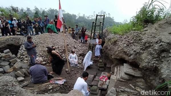 Dalam Festival Lima Gunung kali ini, Ketua Komunitas Lima Gunung, Supadi Haryanto mengatakan, selalu memanjatkan doa semoga pandemi COVID-19 segera musnah dari muka bumi. Kemudian, semua manusia bisa kembali menjalani aktivitas masing-masing seperti sedia kala.