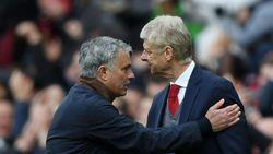 Wenger Enggan Ladeni Mourinho, Tak Mau seperti Anak TK