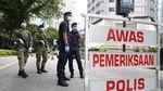 Malaysia Catat Rekor Tertinggi Kasus Corona