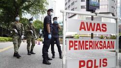 Malaysia Akan Cabut Status Darurat COVID-19, Damai dengan Corona?