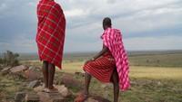 Suku Maasai juga memiliki sebagian besar wilayah Maasai Mara. Mereka yang sering menyewakan tanah tersebut kepada pihak konservasi yang menjalankan cagar alam dan safari migrasi besar hewan. Pada 2019, 15.000 pemilik tanah Maasai mampu mendapatkan lebih dari USD 7,5 juta sebagai pembayaran sewa.
