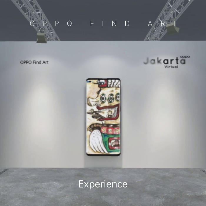 OPPO Art Jakarta Virtual 2020