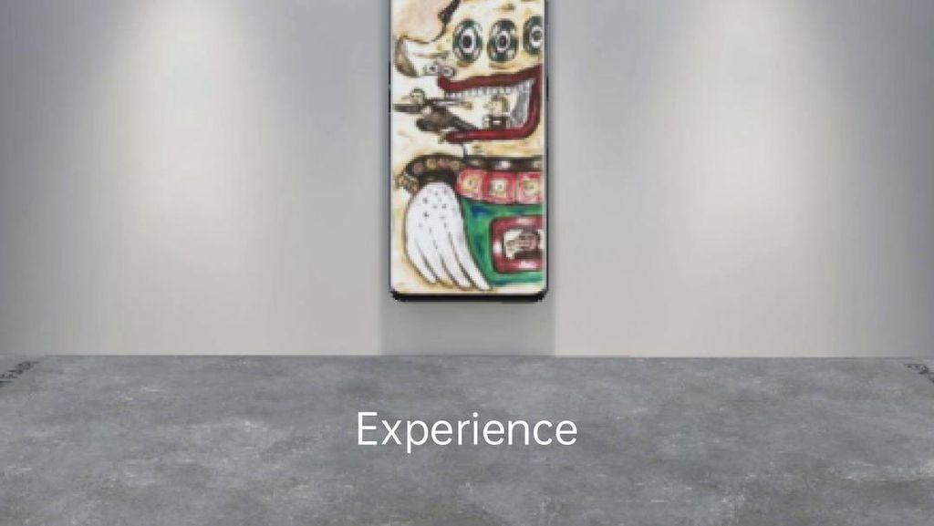 Lewat OPPO Art Jakarta Virtual, OPPO Gandeng Seniman dan Berdonasi