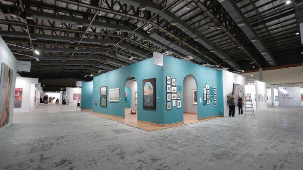 OPPO Art Jakarta Virtual 2020 Digelar 19 Oktober-15 November 2020