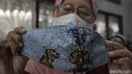 Pemanfaatan Batik Lukis Menjadi Masker