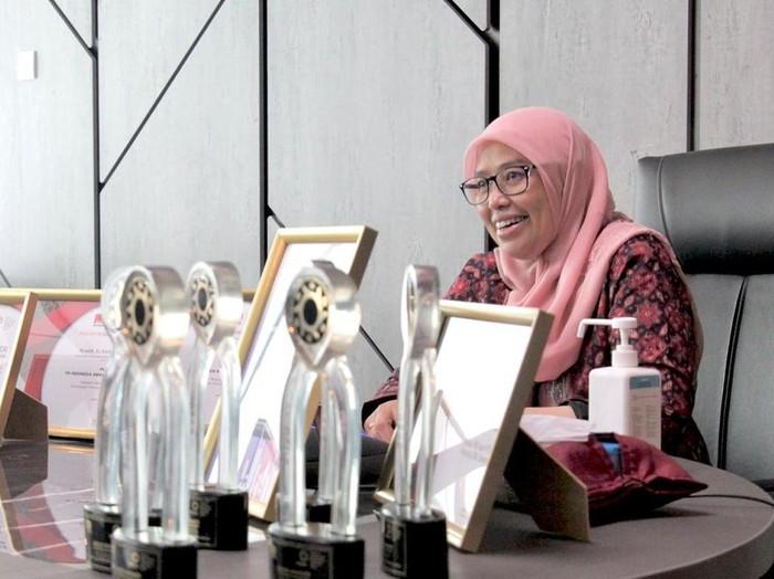 Pj. Sekretaris Daerah Provinsi DKI Jakarta Sri Haryati