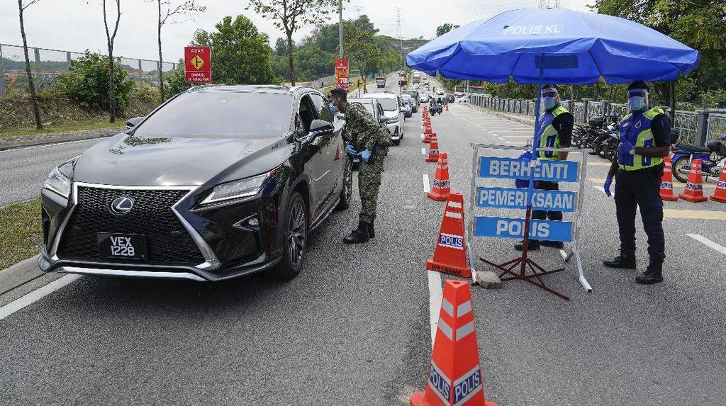 Rekor Tertinggi, Malaysia Catat 3 Ribu Kasus Corona dalam Sehari