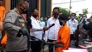 Seorang Pasukan Kuning di Bojonegoro Diamankan Gasak 12 Sepeda Angin