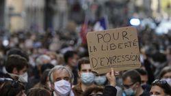 5 Fakta Baru Pemenggalan Guru di Prancis yang Dipicu Kebohongan