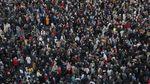Ribuan Orang Kumpul di Paris Protes Pemenggalan Guru