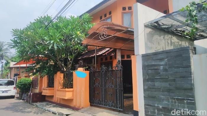 Rumah kontrakan Nurul Ghufron, pimpinan KPK (Wilda Hayatun Nufus/detikcom).