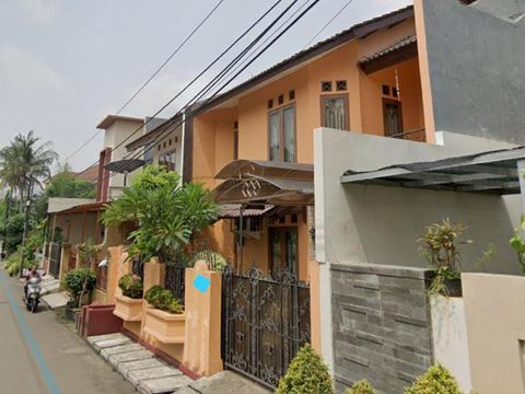 Rumah kontrakan Wakil Ketua KPK Nurul Ghufron