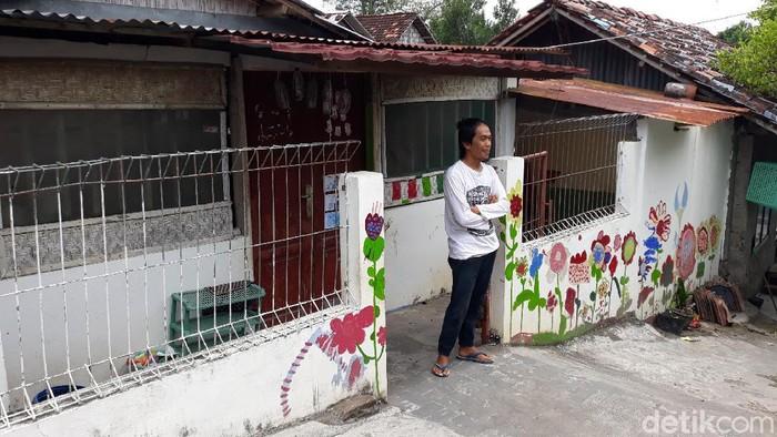 Sekolah Gajah Wong, Kota Yogyakarta, Senin (19/10/2020).
