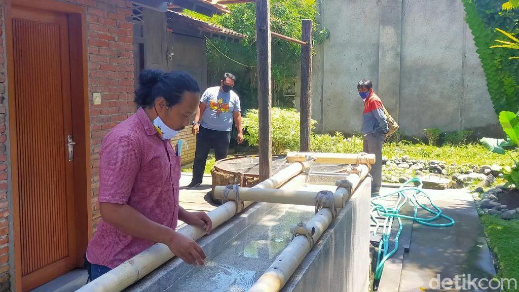 Air Sumur Sritanjung Dipercaya Bikin Awet Muda dan Kadang Berbau Wangi