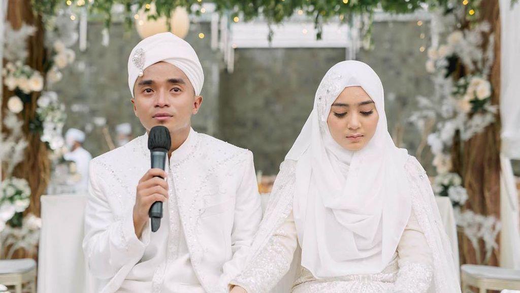 Terungkap Cerita Malam Pertama Taqy Malik dan Serell Nadirah