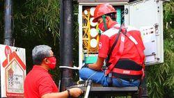 Telkom Hadirkan Konektivitas di Seluruh Negeri