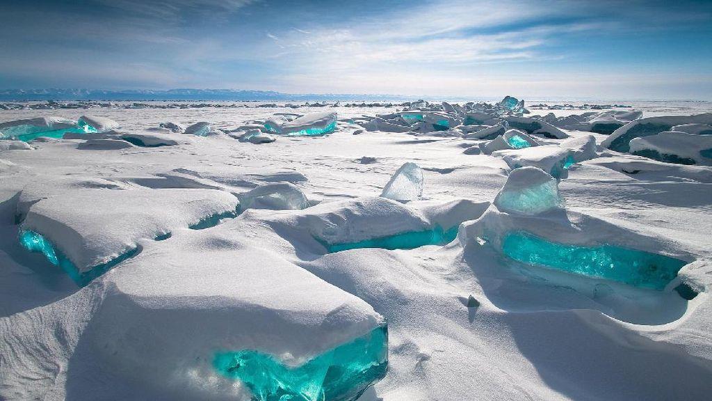 Juara Dunia Fotografi Cuaca, Indah Tapi Menyeramkan