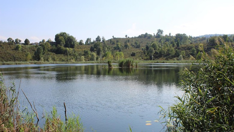 Danau Gaga di Fatsa, Ordu, Turki