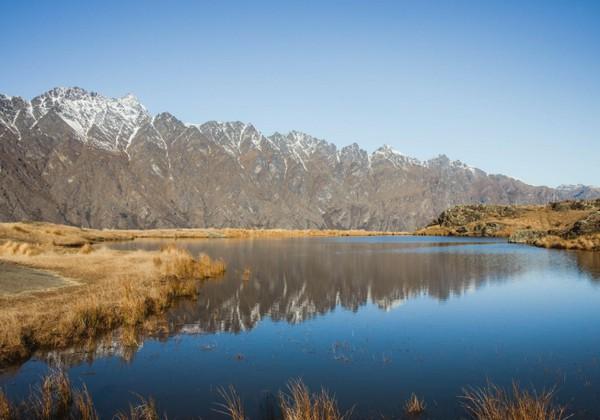 Landskap yang menjadi lokasi syutingnya Lord of the Rings dibuka pertama kalinya dalam 11 tahun untuk umum. (dok Deer Park Heights)