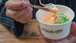 Sluurp! Ada Es Krim Bentuk Ramen hingga Sushi, Siapa Mau?