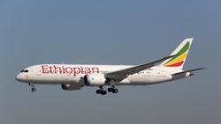Bawa Penumpang Positif Corona, Ethiopian Airlines Dilarang Masuk China