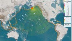 Ilmuwan Peringatkan Potensi Tsunami Raksasa di Alaska
