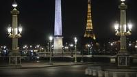 Potret Paris bak Kota Mati, Kena Dampak Jam Malam