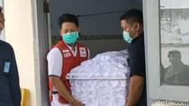 Jasad Ketua Gerindra Pekalongan yang Tewas Kecelakaan Dibawa ke Rumah Duka