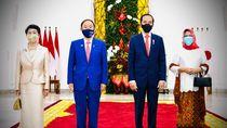 5 Fakta Kunjungan PM Baru Jepang ke Indonesia