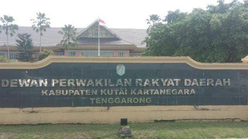 2 Legislator dan 3 Staf Positif COVID, Kantor DPRD Kukar Dibatasi