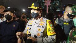 Kapolda: Alhamdulillah Demo Tertib, Meski Ada Sedikit Lempar-lemparan