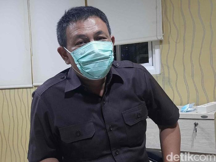 Kepala BPB Linmas Surabaya Irvan Widyanto