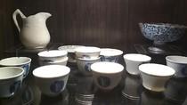 Keramik-keramik Cantik Peninggalan Putri Ong Tien di Keraton Cirebon