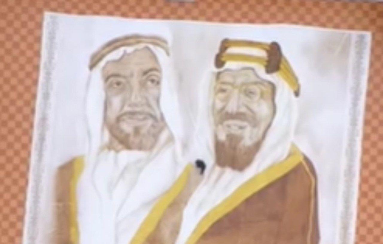 Keren! Lukisan Kopi Terbesar di Dunia Ini Dibuat dari Kopi Kedaluwarsa
