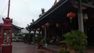 Foto: Tak Cuma Kota Tua, Melaka Punya Kuil yang Indah